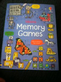 Usborne Memory Games