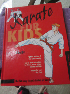Karate for Kids - Robin Reilly. Hard cover, great condition,