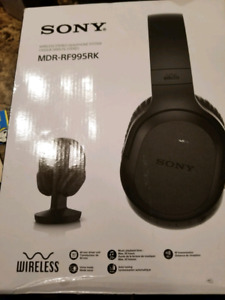 Sony Mdr-995k headphones for a TV