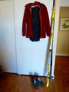 Skis Madshus ultrasonic de Salomon, etc