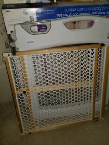 Great deals on baby gates!