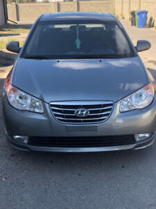 2010 Hyundai Elantra GL Sport Manual - No Emails Pls!