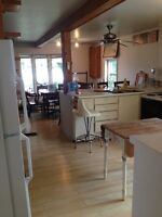 House for rent in Villlage of Beautiful Wolfe Island