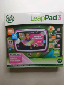 Brand New Leap Pad 3 Pink