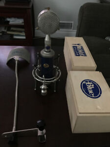 Bluebottle Condenser Microphone Stage 1 with B8 Capsule