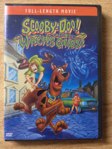 Scooby Doo and the Witch's Ghost Full Length DVD - NEW