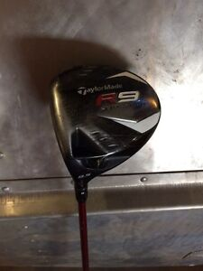 Left handed Taylormade r9 9.5*