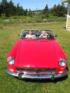 1969 MGB for sale