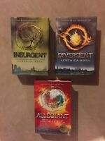 VERONICA ROTH series- $30.00