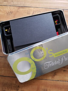 Trivial Pursuit 90s Time Capsule Edition Board Game
