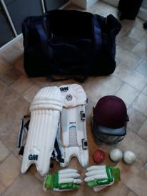 Junior Cricket set Kookaburra Mazuri GM