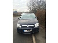 2009 Vauxhall Meriva - Mot until 2018 - only 68,000 Miles