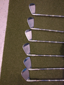 Mizuno MP-64 irons 5-PW