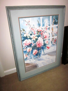 Lovely, gorgeous art work! A fraction of the price originally!
