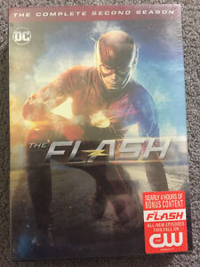 The Flash Complete Second Season Brand New