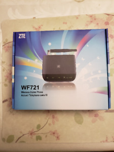 ZTE WF721 Cell Phone Adapter