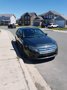 2010 Ford Fusion good deal