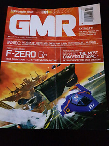 GMR Issue 09 (Oct 2003)  $5 or offer me a trade