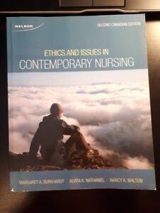 Ethics and Issues in Contemporary Nursing Second Edition