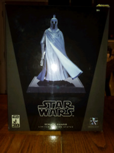 Star Wars Senate Guard Statue