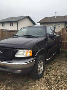 2002 Ford F-150 XLT FX4 EXT CAB