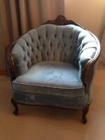 Antique Side Chair