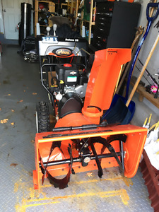 SNOWBLOWER- MUST SELL - MOVING