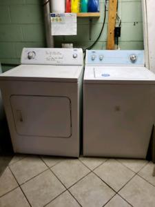 Top Load Inglis Laundry Set