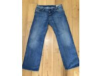 Men's Genuine Diesel Jeans Bonsky w34 L30