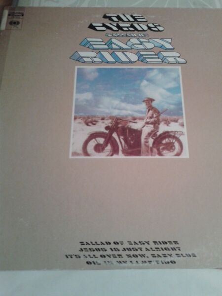 THE BYRDS - Ballad of Easy Rider ,69 lp USA