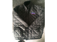 Brand new quilted DAF logo Size XL Coat