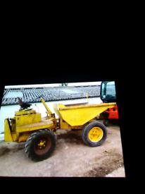 Dumper | Plant & Tractor Equipment for Sale - Gumtree