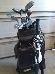 Right Hand Set Golf Clubs