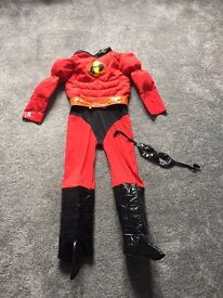 Mr Incrediable dress up