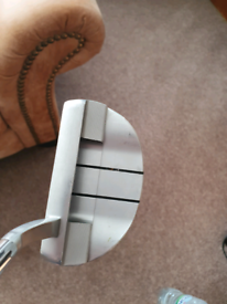 Taylor Made Putter with Super Stroke Grip