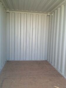 Sealed Container Storage Available Now!