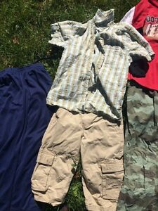 Boys size 10-12 clothes lot 1 Kitchener / Waterloo Kitchener Area image 2