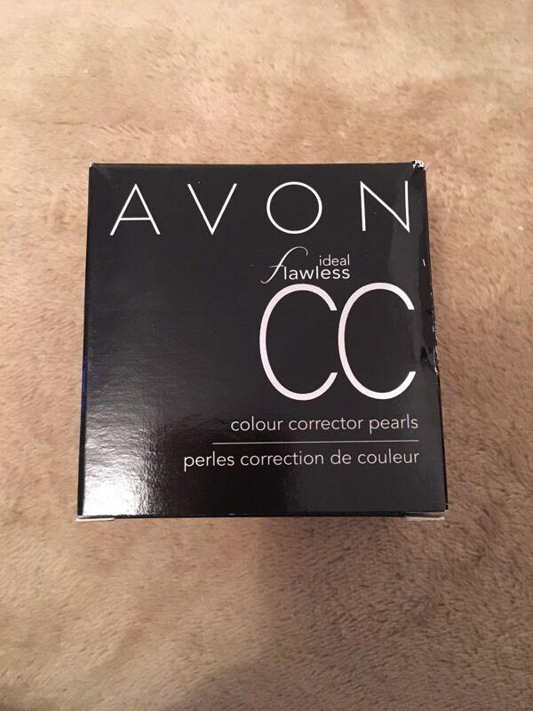 Avon colour pearls