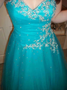 Beautiful Ball Gown Prom Dress!