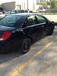 2007 Saturn ION Sedan. As-Is -Not running. Needs starter