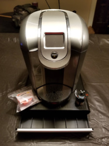 Keurig 2.0 K 525 Like New My K-Cup, K-Cup Drawer holds 36 K-Cups