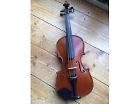 Gliga Gem 2 full size violin excellent condition