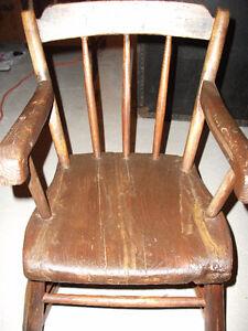 Chaise berçante pour enfant West Island Greater Montréal image 1