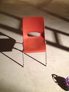20 stacking stackable chairs  Stratford Kitchener Area image 2