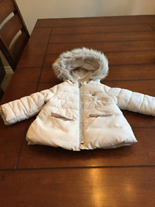 Zara Winter jacket  /  Manteau d'hiver Zara