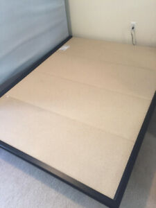 Queen Sized Bed Frame - $100