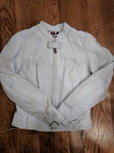 Ladies motorbike jacket with armour. Hein Gericke.