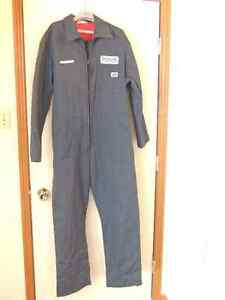 Insulated Quilted coveralls