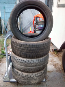 Tires great shape.