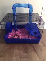 small critter cage